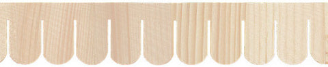 Fishscale Shingles, Strip (pak of 12)
