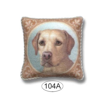 Pillow, Golden Retriever