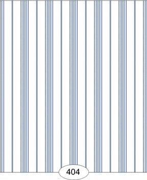 St. Andrews Stripe, Blue & White