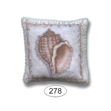 Pillow, Conch Shell