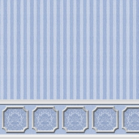 Annabelle Wall Panel, Blue