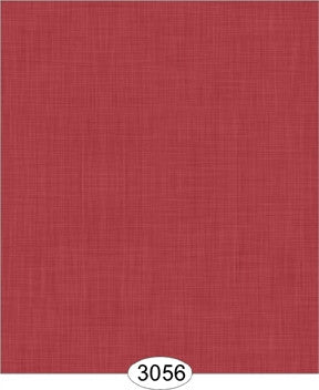 Wallpaper Lux Linen Red Scarlet