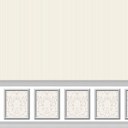 Wallpaper - Wainscoting 7004