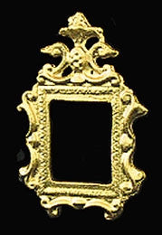 Frame, Gold, Small Ornate