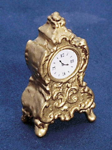 Mantle Clock, Gold, Economy Price