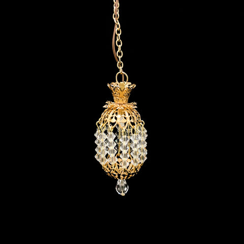 Hanging Crystal Lamp Style 10