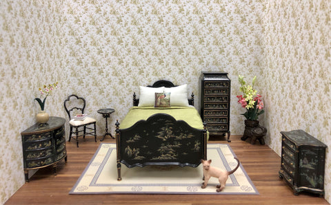 Bespaq Chinoiserie Bedroom Set