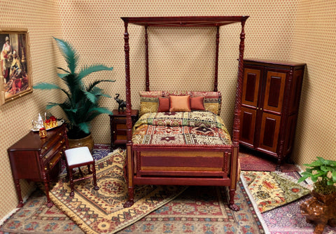 Bespaq Ruskin Bedroom Set