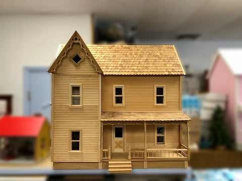 Green Acres House from Real Good Toys, Secondhand