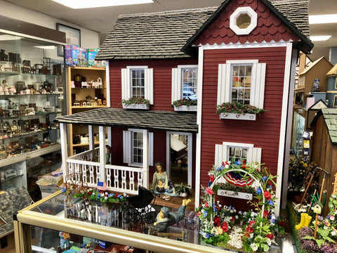 Secondhand Finished Cherrydale Dollhouse
