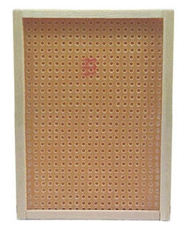 Pegboard with Hooks