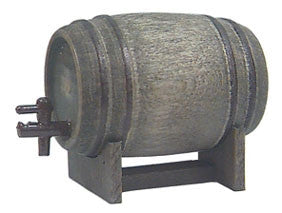 Beer Barrel, Aged with Spout
