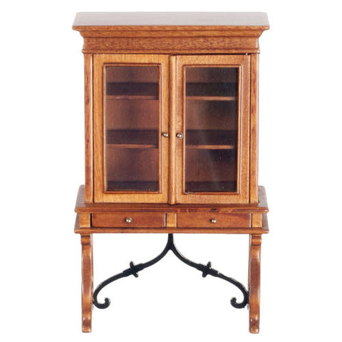 Spanish Style Display Cabinet