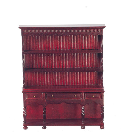 Welsh Dresser, Pot Board, Mahogany