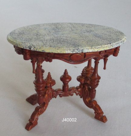 Victorian Tea Table