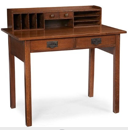 new arrival 8e83b 3572d Mission Style Writing Desk