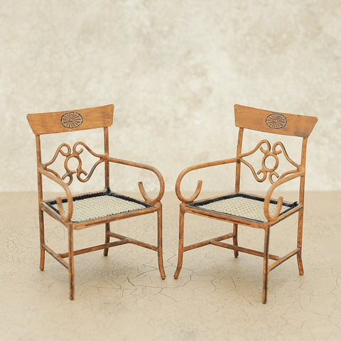 Pair of Chairs, Vintage SOLD!