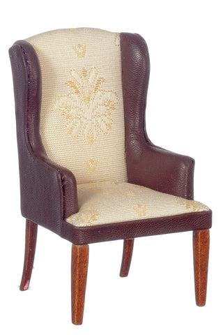 High Back Wing Chair ON SPECIAL