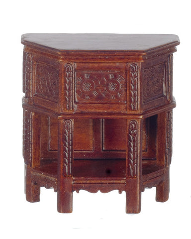 16th Century Tudor Side Cabinet, Walnut