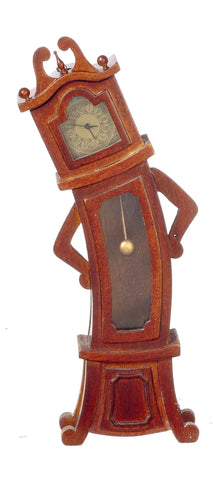 Wonky Grandfather Clock, Working