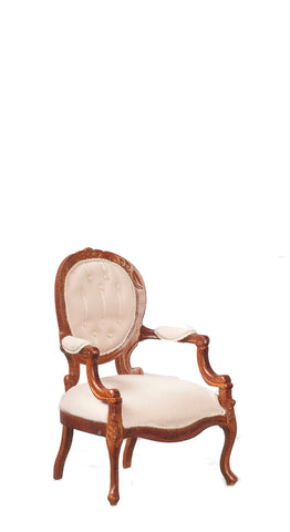 George III Open Arm Chair