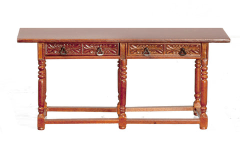 1:12 Scale Refectory Table
