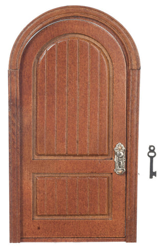 Manor Style Door, Walnut Finish