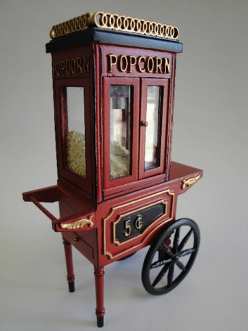 Old Fashioned Popcorn Machine ON SPECIAL