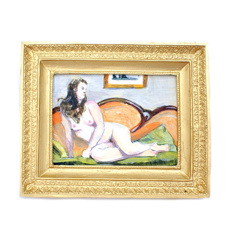 Original Painting, Nude
