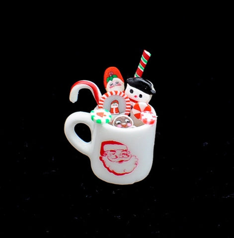 Filled Christmas Mug