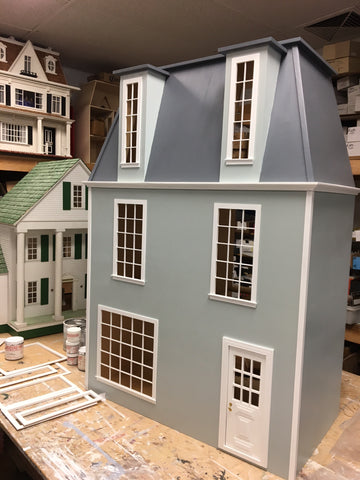 Barbie Townhouse, Painted, Special Order