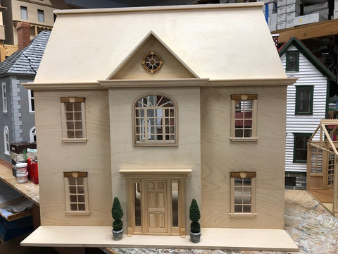 Beaumont Manor Dollhouse, Unfinished