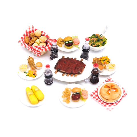 Summer Picnic with Ribs ON SALE