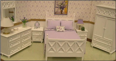 Ashley White Bedroom Set