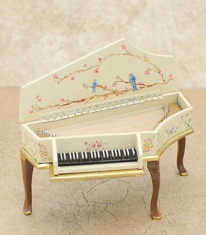 Carl Isabelle Piano, Painted