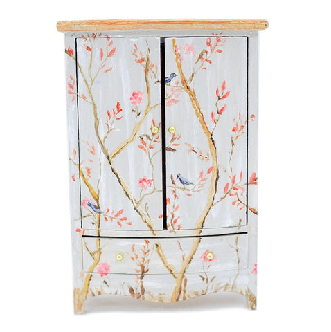 Hand Painted Wardrobe No. 18