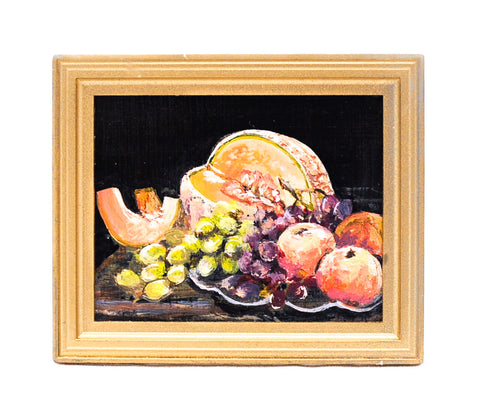 Fruit Still Life Jan Davidsz Reproduction Oil Painting