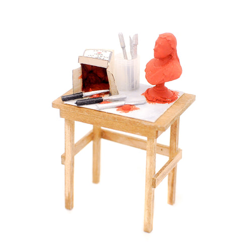 Sculpting Table