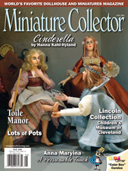 Miniature Collector May 2018