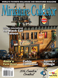 Miniature Collector 2017 September Issue