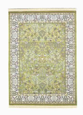 Oriental Rug with Fringe,  Style R2010