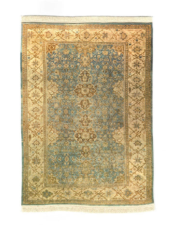 Oriental Rug with Fringe,  Style R211