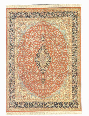 Oriental Rug with Fringe,  Style R279