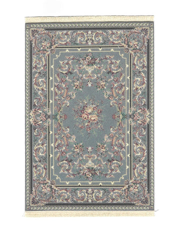 Oriental Rug with Fringe,  Style R341
