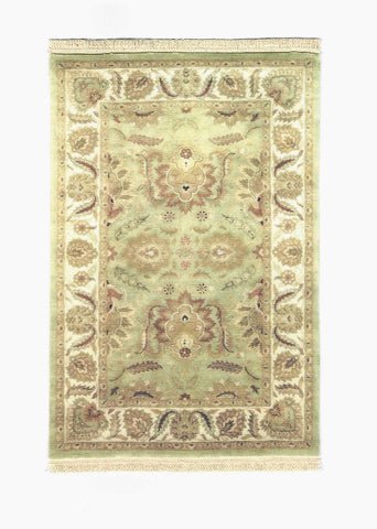 Oriental Rug with Fringe,  Style R474