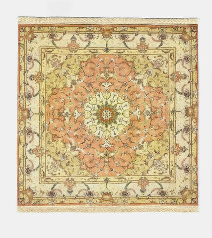Oriental Rug with Fringe,  Style R482