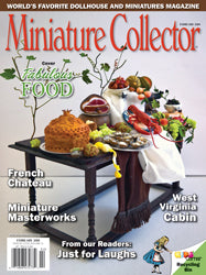 Miniature Collector Magazine 2018 February Issue