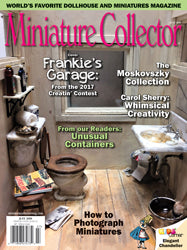 Miniature Collector July 2018