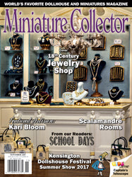 Miniature Collector 2017 November Issue