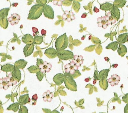 Wild Strawberry Wallpaper